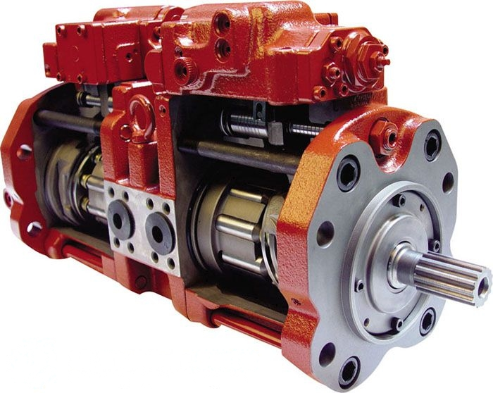 Hitachi komatsu for Hydraulic pumps and motors for sale