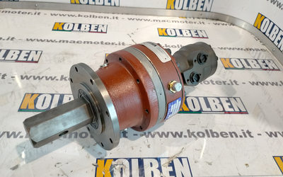 Gearmotor for Volvo