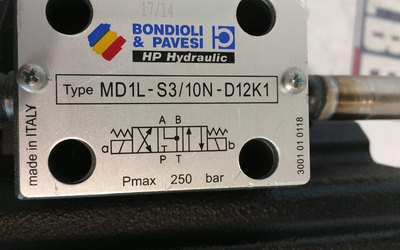 Bondioli & Paves motori MD1L-S3/10N-D12K1 for Fruit harvesting Blosi, Mar-tech