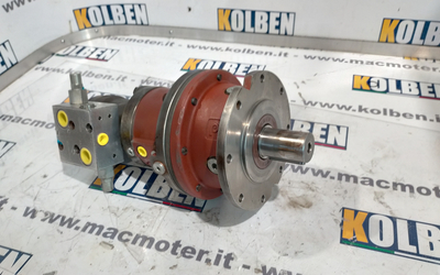 Gearmotor Dinamic Oil F141400 with OMP
