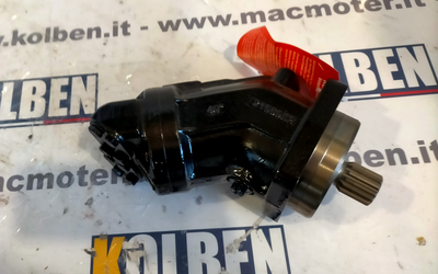 Bosch Rexroth motor A2FM32/61W-VAB100 for road sweeper Dulevo, Macro